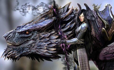 slika za pozadinu ratnica zmaj