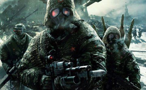 slika za pozadinu ruski vojnici gas maske