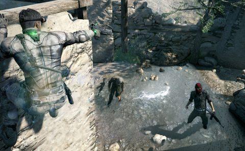 slika za pozadinu splinter cell vojnik