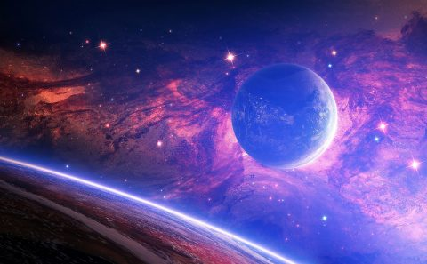 slika za pozadinu svemir 2