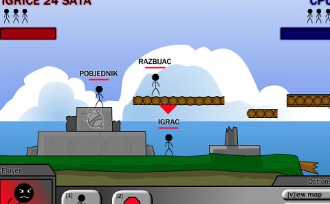 Territory war - igrica za vise igraca